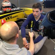 Interview Max Verstappen